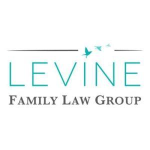 Levine Family Law Logo